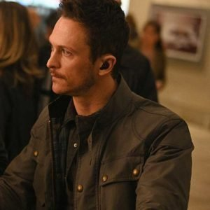 Bryan Beneventi TV Series Debris Jonathan Tucker Cotton Jacket