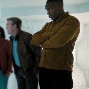 Ryan Sinclair TV Series Doctor Who Tosin Cole Jacket