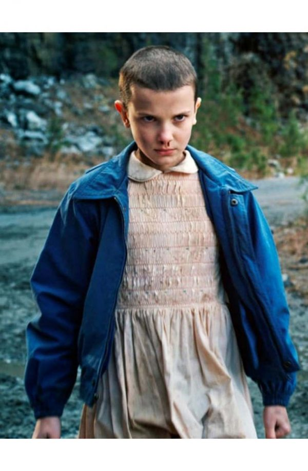 Millie Bobby Brown Cotton Jacket