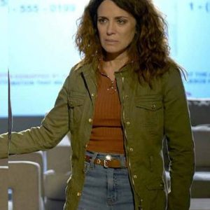 Yopi Candalaria TV-Series Filthy Rich Alanna Ubach Cotton Jacket