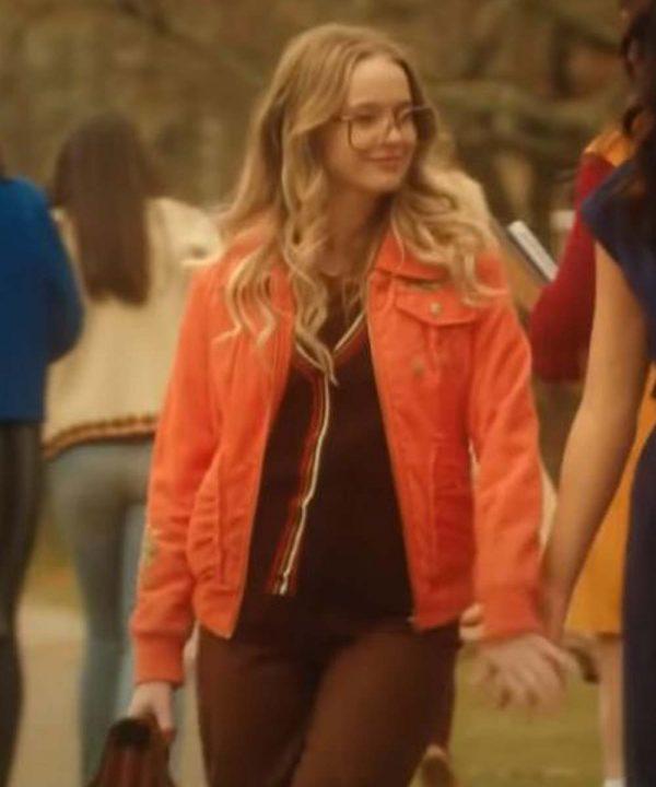 Firefly Lane Jacket | Kate Mularkey Firefly Lane Jacket