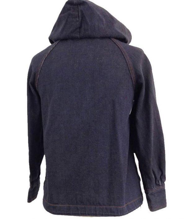 Stranger Things Dustin Henderson Denim Jacket