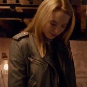 Jodie Comer Motorcycle Jacket