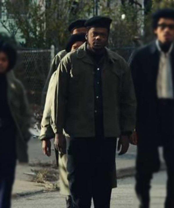 William O'Neal Jacket - Judas And The Black Messiah Cotton Jacket