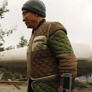 Cary-Hiroyuki Lost In Space Tagawa Hiroki Watanabe Coat