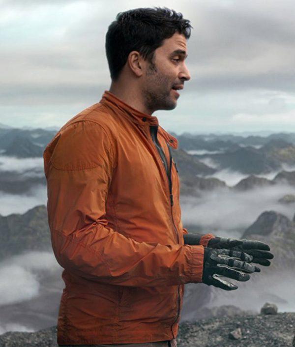 Don West Lost In Space Ignacio Serricchio Cafe Racer Jacket