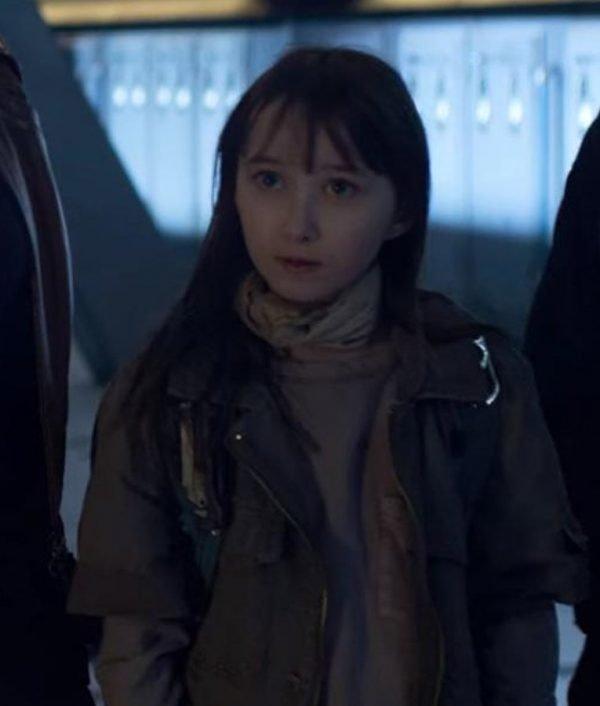 Samantha Lost In Space Season 02 Nevis Unipan Jacket