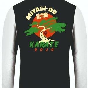 Cobra Kai Miyagi-Do Karate Bomber Jacket