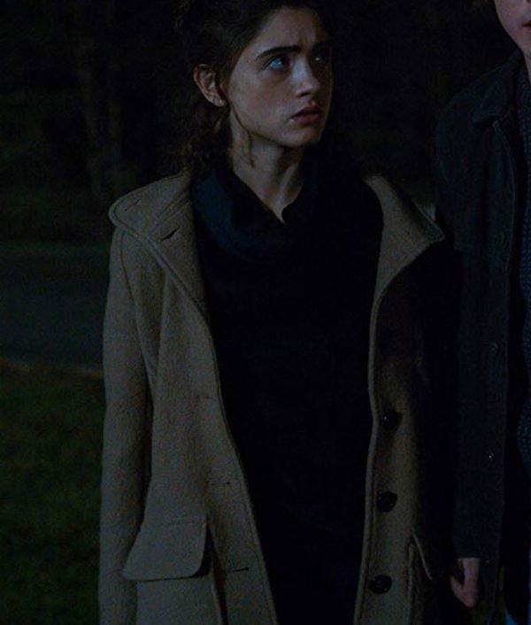 Nancy Wheeler Stranger Things Season 03 Natalia Dyer Coat