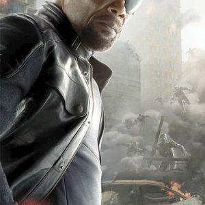 Avengers Age of Ultron Nick Fury Jacket   Samuel L. Jackson Jacket