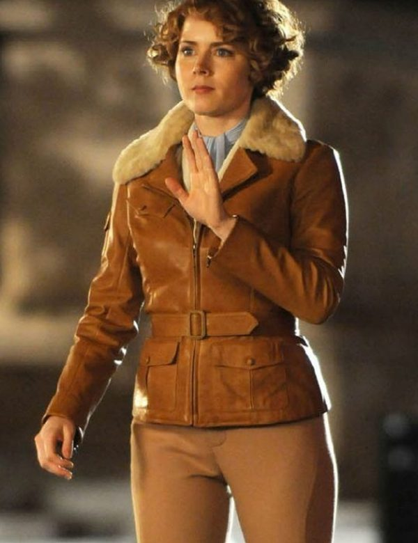 Night at the Museum 2 Shearling jacket