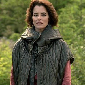 Parker Posey Hooded Jacket