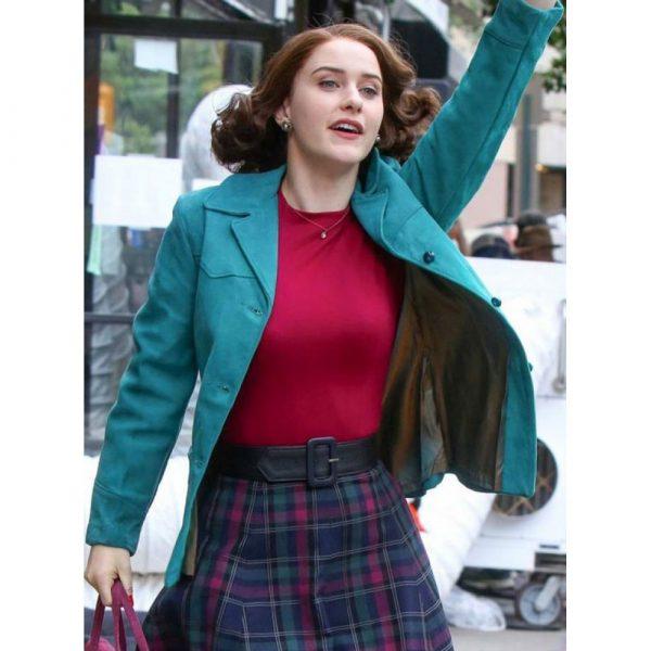 Rachel Brosnahan The Marvelous Mrs. Maisel Jacket