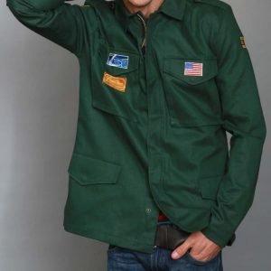 James Sunderland Jacket | Silent Hill 2 Green Jacket