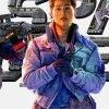 Song Joong-Ki Space Sweepers 2021 Tae-ho Aviator Bomber Jacket