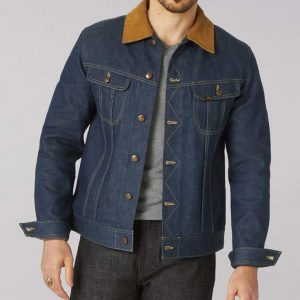 Lee Storm Rider Jean Blue Denim Jacket Storm Rider Lee Jacket