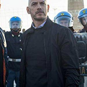 Amedeo Cinaglia Suburra Jacket | Filippo Nigro Black Cotton Jacket
