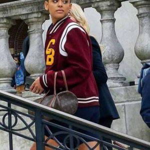 Gossip Girl 2021 Jordan Alexander Varsity Jacket