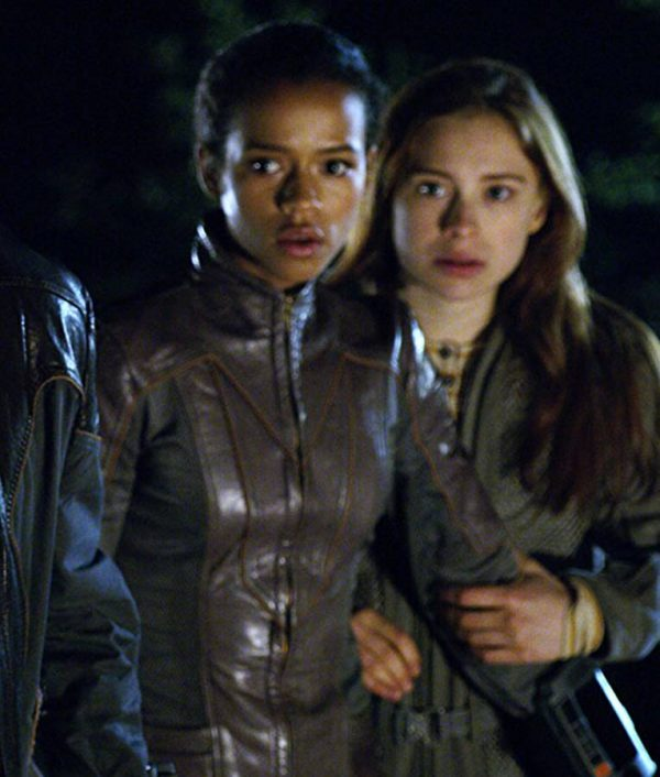 Lost In Space Taylor Russell Slimfit Jacket