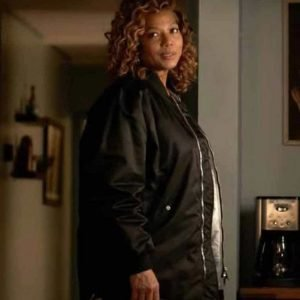 Robyn McCall Bomber Jacket | The Equalizer 2021 Queen Latifah Jacket