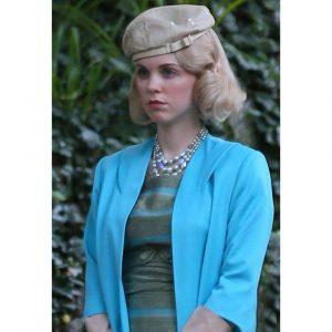 The Marvelous Mrs. Maisel Bailey De Young Blue Coat