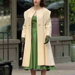 Miriam Maisel The Marvelous Mrs. Maisel Rachel Brosnahan Trench Coat