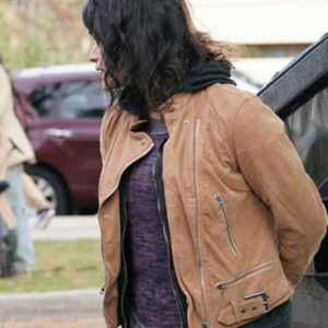 Eve Harlow Jacket | The Rookie Bianca Win