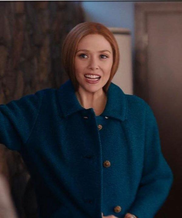WandaVision Wanda Maximoff Coat