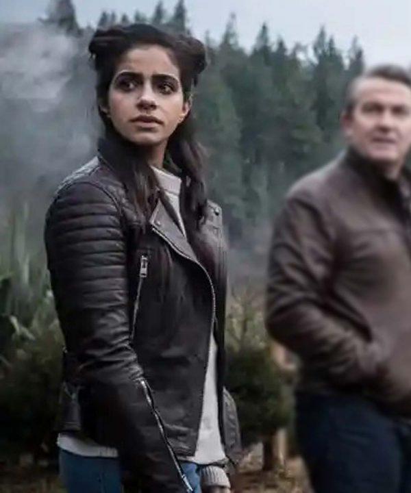 Doctor Who Yasmin Khan Jacket