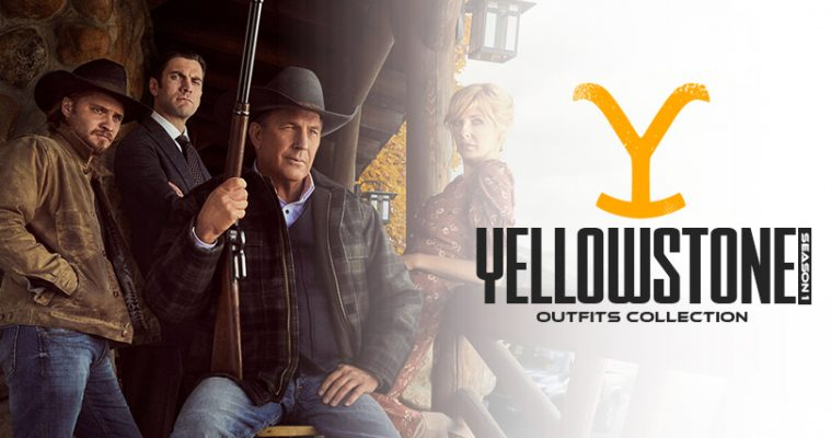 yellowstone season 1 outfits collection