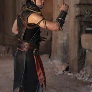 Mortal Kombat 2021 Ludi Lin in Costume