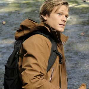 Lucas Till MacGyver S03 Jacket With Hood