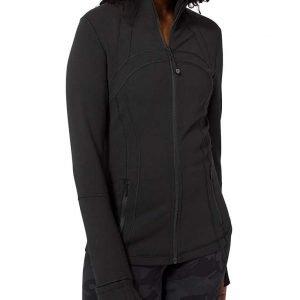 Eve Hewson TV Series Behind Her Eyes Adele Zipper Jacket