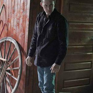 Brian Geraghty TV Series Big Sky Ronald Pergman Black Jacket