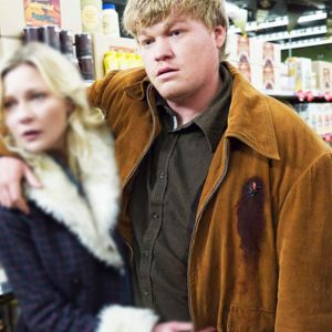 Jesse Plemons Fargo TV Series Ed Blumquist Brown Cotton Jacket