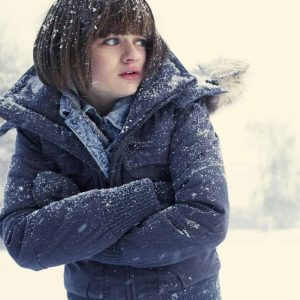 Greta Grimly TV Series Fargo Season 04 Joey King Black Hooded Jacket
