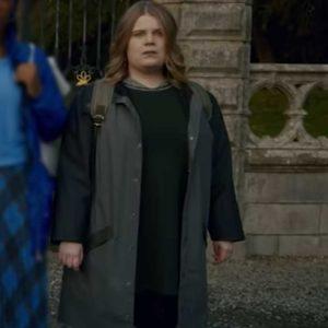 Terra TV Series Fate The Winx Saga Eliot Salt Trench Cotton Coat