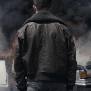 Exodus 2021 Connor Leather Jacket