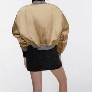 L.A.'s Finest S02 Sydney Burnett Cropped Jacket