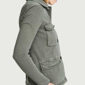 Macgyver Season 5 Desi Nguyen Military Jacket