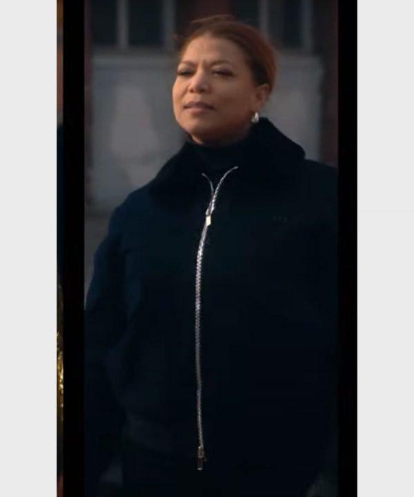 The Equalizer 2021 Queen Latifah Black Jacket