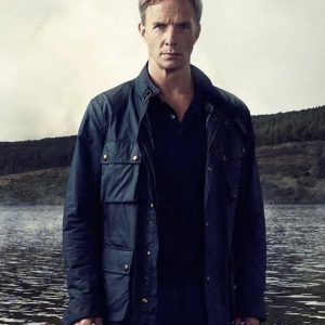 Mark The Drowning Rupert Penry-Jones Black Jacket