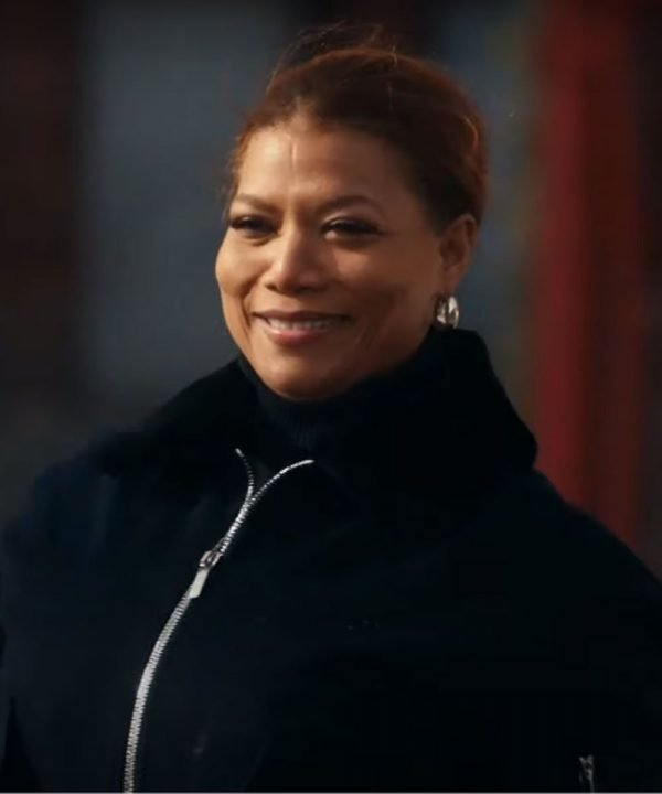 Queen Latifah The Equalizer 2021 Robyn McCall Black Cotton Jacket