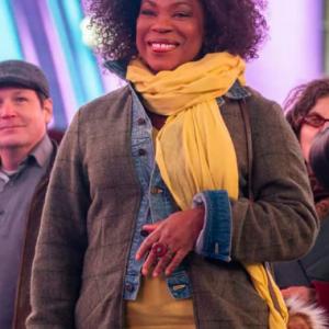 TV Series The Equalizer 2021 Lorraine Toussaint Grey Coat