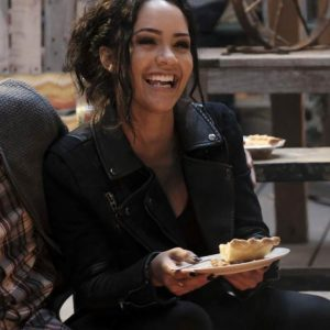 Riley Davis Leather Jacket MacGyver Riley Davis Jacket