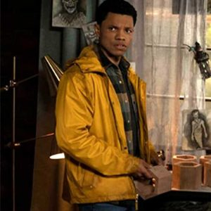 Nancy Drew Ned Nickerson Yellow Jacket