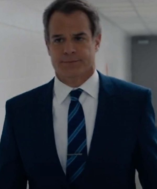Director Tyler Hayward TV Series WandaVision Blue Blazer