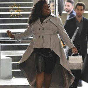 Alex Newell TV Series Zoeys Extraordinary Playlist Mo Grey Coat