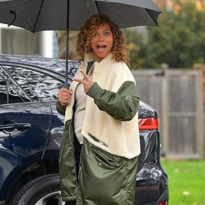 robyn-mccall-the-equalizer-queen-latifah-green-white-coat
