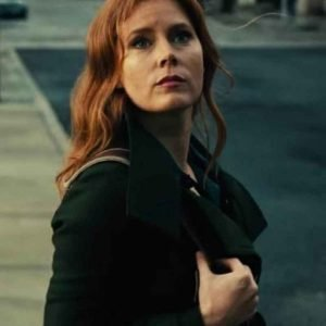 Justice-League-Lois-Lane-Green-Trench-Coat